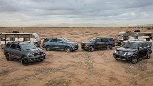 S37 Ep33: 2018 Full Size SUV Challenge & 2018 MINI Cooper SE