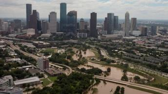 Decades of Houston development add up to rising flood risk