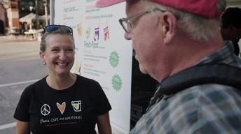 Iowa Entrepreneur: Fresh Wheatgrass Girl