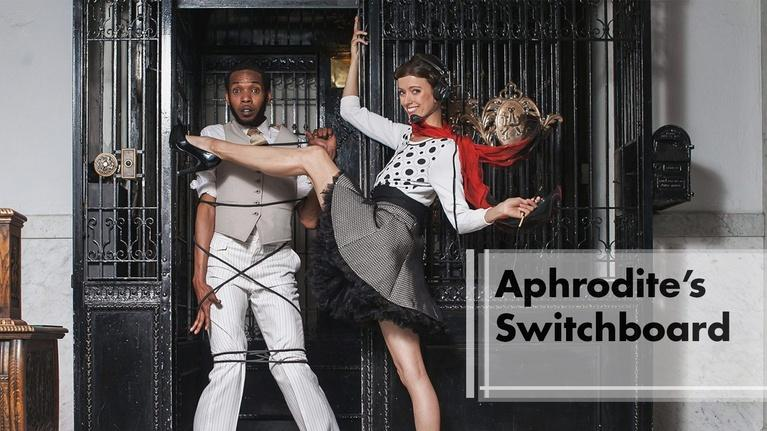 Arts District: Aphrodite's Switchboard: A collaboration of dance and song