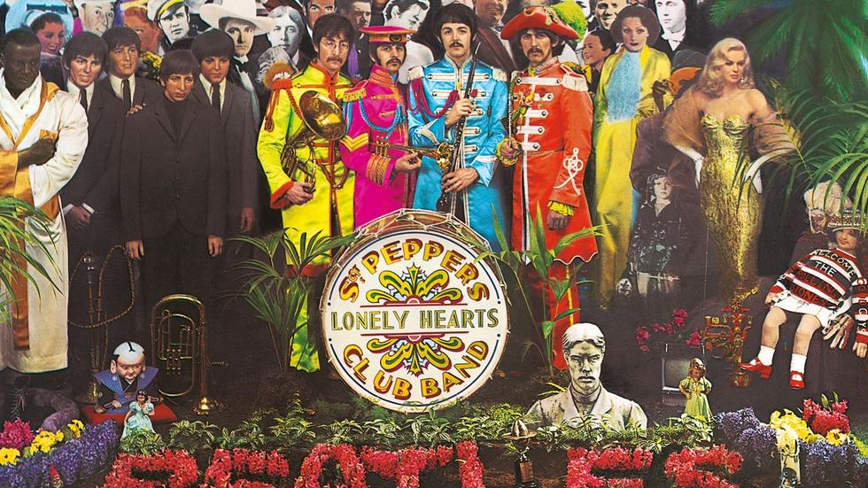 How 'Sgt. Pepper's' shaped a musical era image