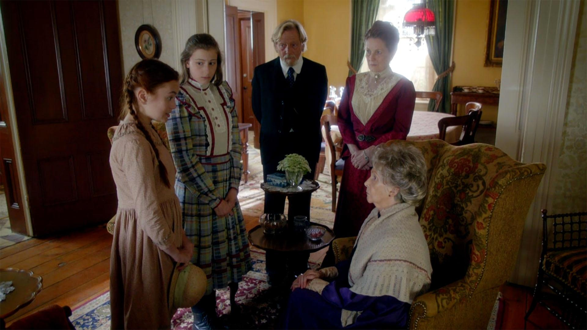 Anne Of Green Gables Anne Meets Miss Josephine Barry