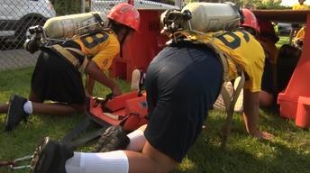 Program teaches kids valuable EMS skills