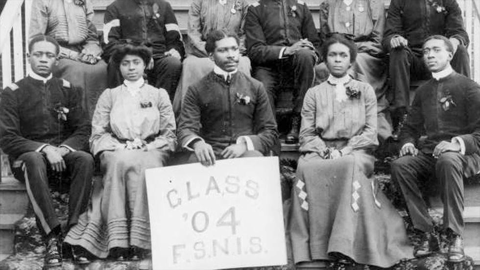 The Early Years of FAMU (1887-1923) image