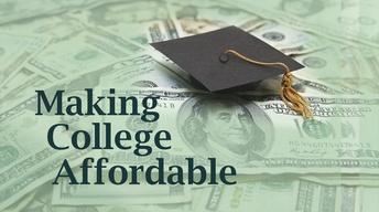 Carolina Classrooms: Making College Affordable Fall 2017