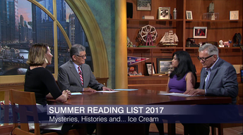 Summer Reading List 2017: Mysteries, Histories and ... Ice C