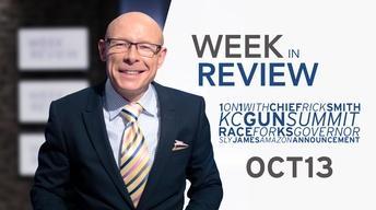 Gun Summit, 1on1 w/Chief Smith, KS Gov Race - Oct 10, 2017