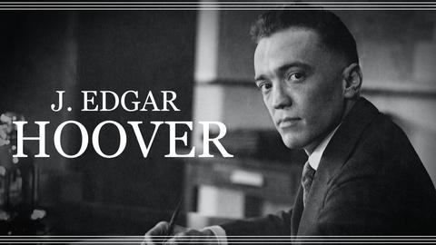 American Experience -- Becoming J. Edgar Hoover