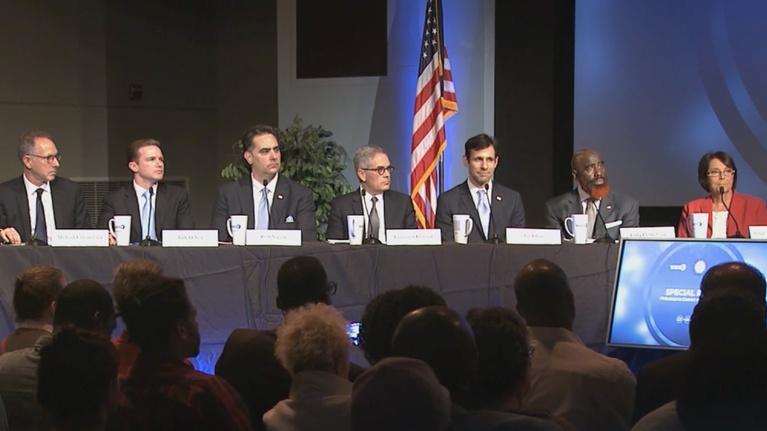 Philadelphia District Attorney Debate