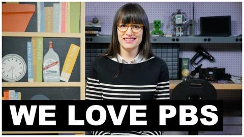 The Art Assignment -- S3 Ep34: We Love PBS | The Art Assignment | PBS Digital Stud