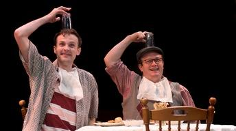 In Focus #COArts Update:The Foreigner and Something Rotten