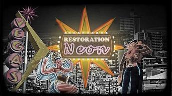 Restoration Neon Promo