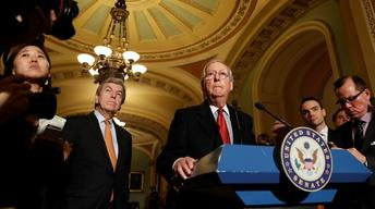 News Wrap: Replacing Roy Moore 'complicated,' says McConnell