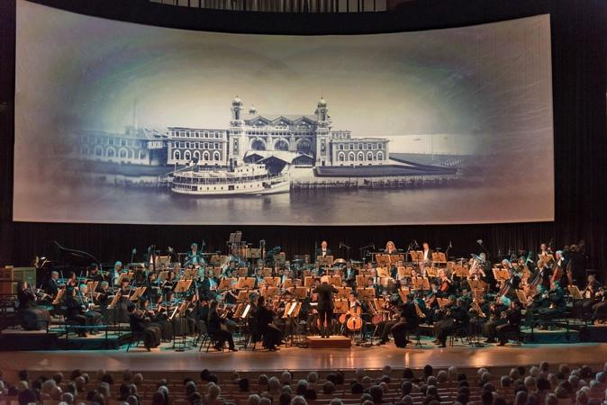 Great Performances: Ellis Island: The Dream of America with Pacific Symphony