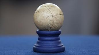 S22 Ep5: Appraisal: Feather Golf Ball, ca. 1840