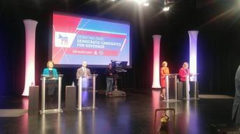 Richard Cordray For Governor; Democratic Debate; Tech Jobs