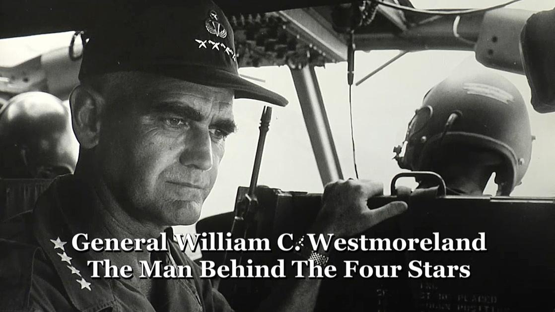 William Westmoreland: The Man Behind The Four Stars logo