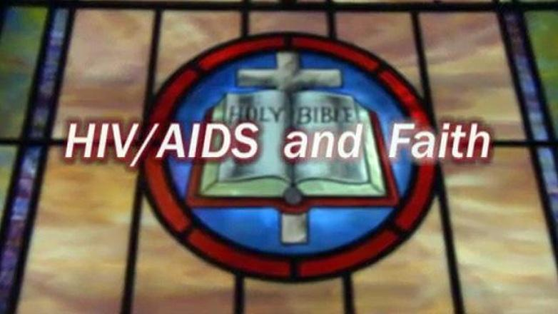 HIV, AIDS, and Faith logo