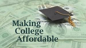 Education Insight: Making College Affordable