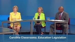 Carolina Classrooms: Education Legislation