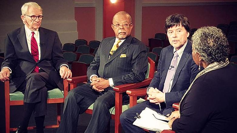 Riley, Burns, Gates Talk Racial Divide logo