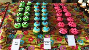 Art, Race, and Cupcakes