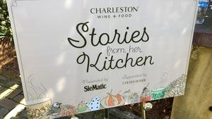 Charleston Fashion Week, Women Chefs in SC