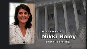 Governor Nikki Haley Inauguration 2015
