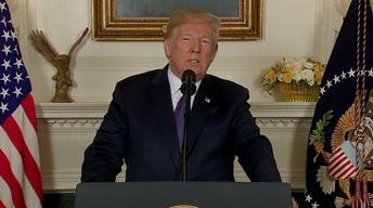 Trump administration responds to Syria