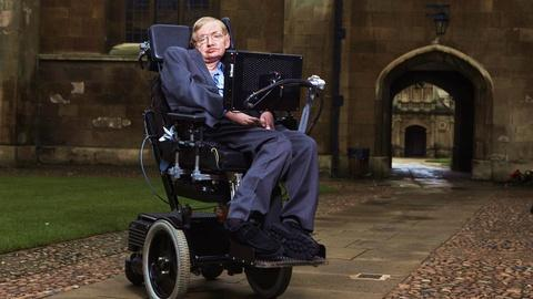 NOVA -- Remembering Stephen Hawking