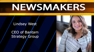 Lindsey West, CEO of Bantam Strategy Group