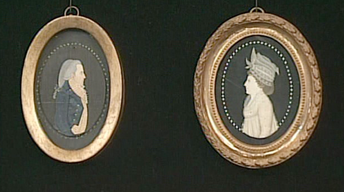 S21 Ep21: Appraisal: 1796 & 1799 Mary Way Dressed Miniatures