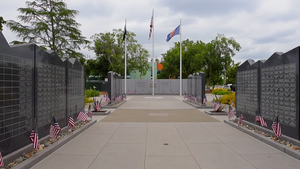 Stories of Service: VA Central CA Walk of Honor