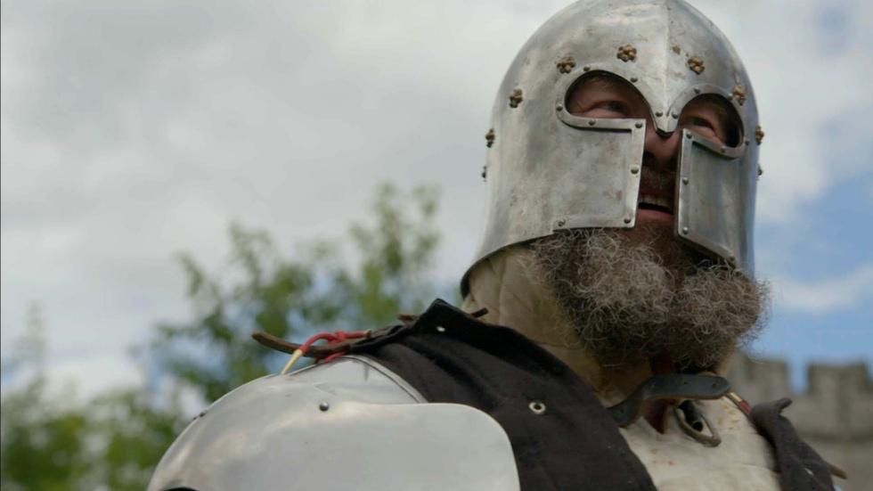 Musket v Medieval Armor image