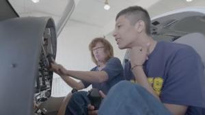 Liz Kailey Teaches Aerospace that Stretches Kid's Dreams