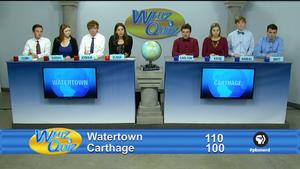 Watertown vs. Carthage 2017