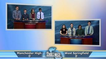 Manchester High vs. West Springfield High (Mar. 17, 2018)
