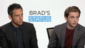 """Ben Stiller and Austin Abrams for """"Brad's Status"""""""