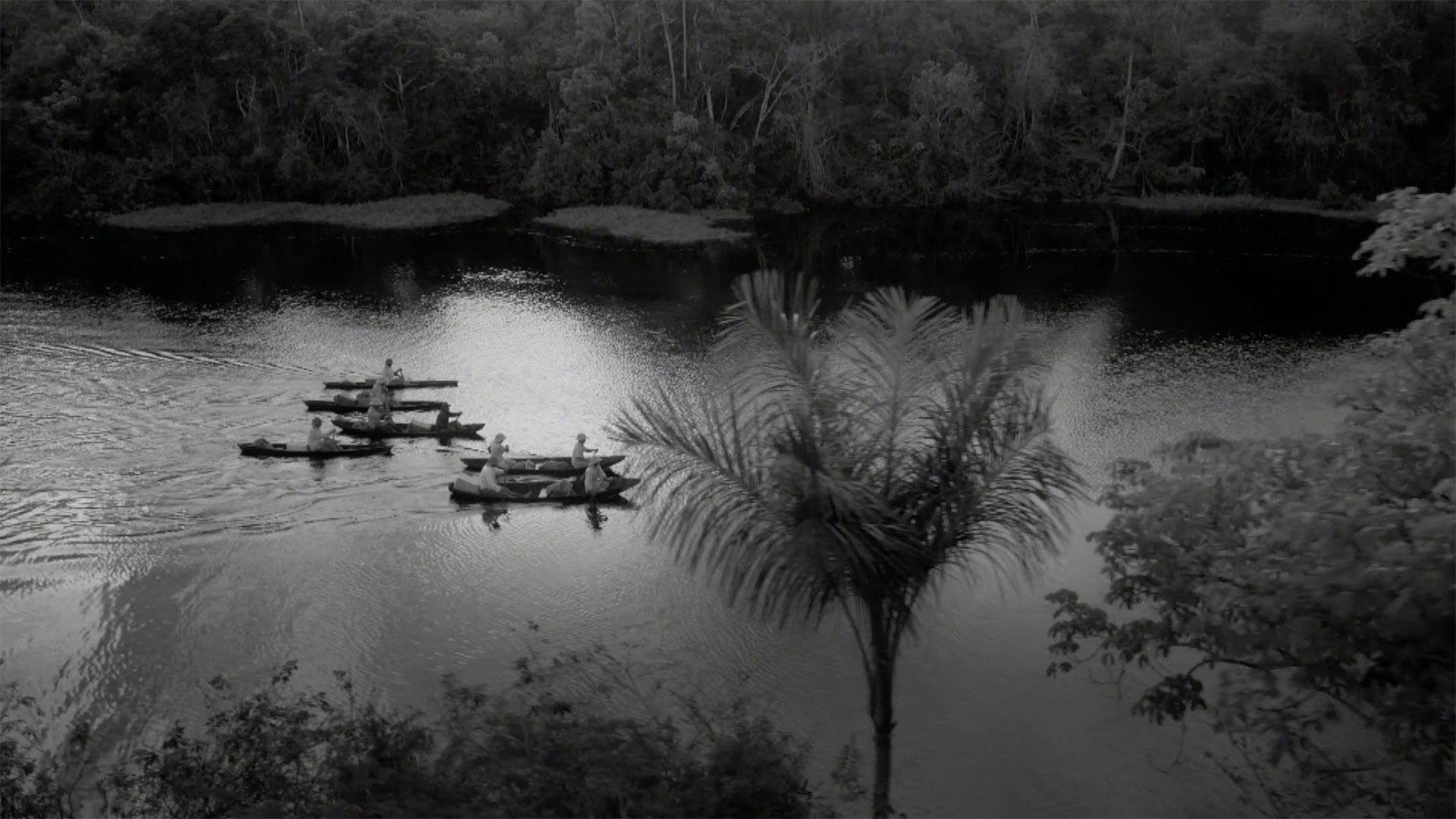 Into the Amazon: Trailer