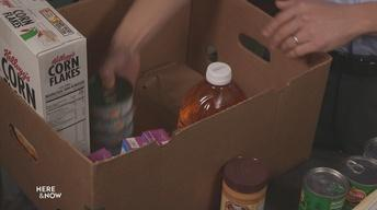 Could Food Boxes Replace Food Stamps?