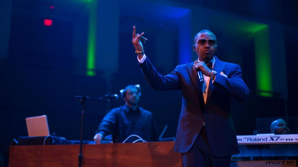 S45 Ep14: Nas Live From the Kennedy Center: Classical Hip-Ho image