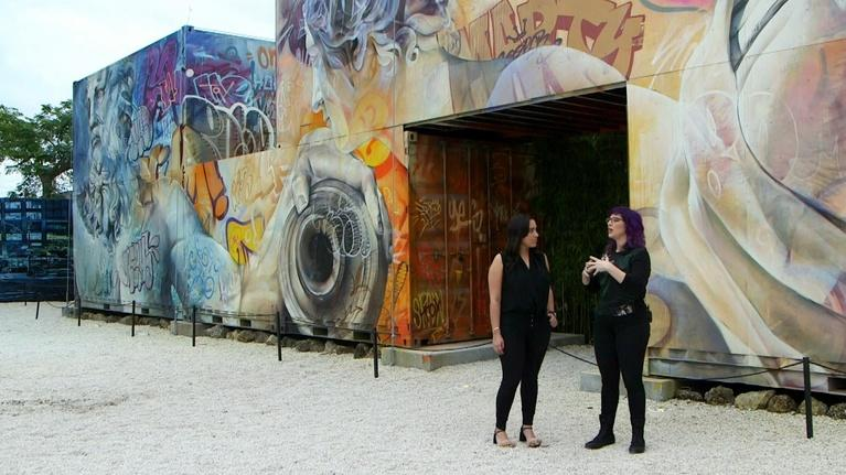 Art Loft: Episode 602 – Lolo Reskin at the Wynwood Walls and more!