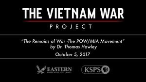 The Remains of War-the POW/MIA Movement