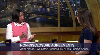 Critics Say Non-Disclosure Agreements Enable Abuse