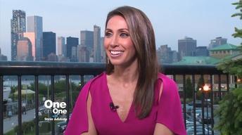 FOX Business Anchor Lauren Simonetti Talks Journalism