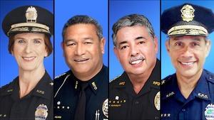 Our Four Chiefs