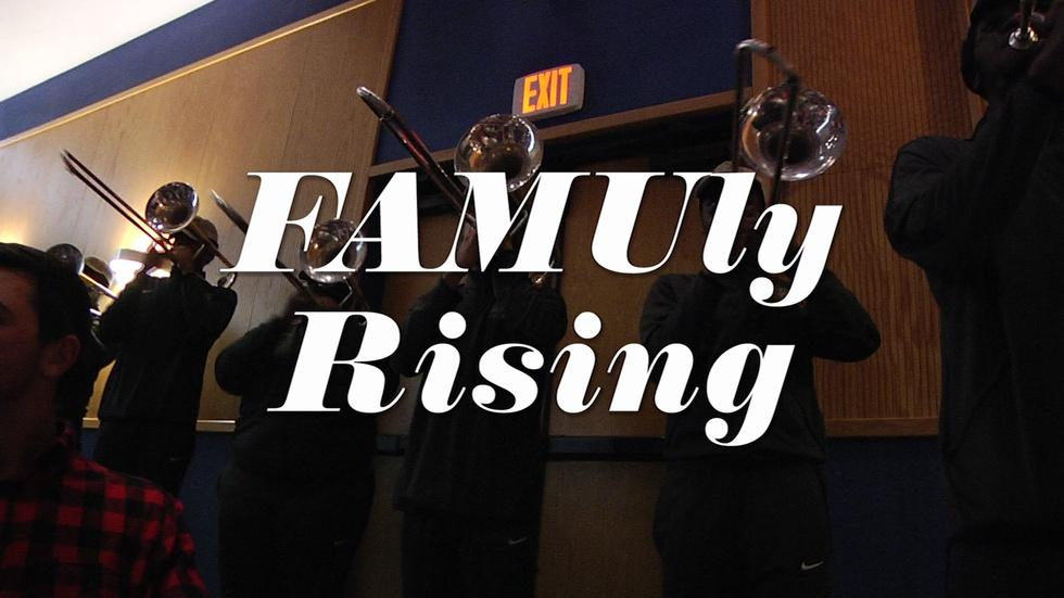 FAMUly Rising- Panel Discussion image