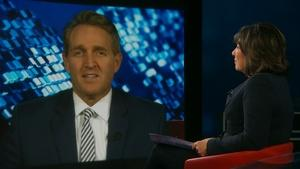 Amanpour: Senator Jeff Flake and David Remnick