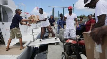 U.S. Virgin Islands need help rebuilding roads, hospitals