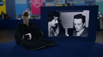 S21 Ep16: Appraisal: Joe Strummer's Boots, ca. 1979